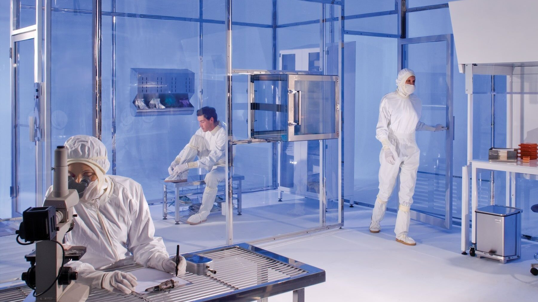 Cleanroom Monitoring Standards